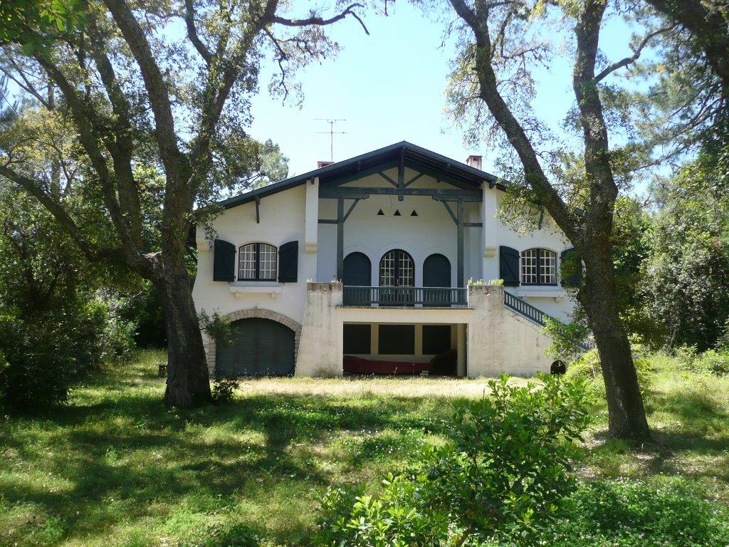 Maison a vendre hossegor lac proprietes etangs a for Cherche maison achat