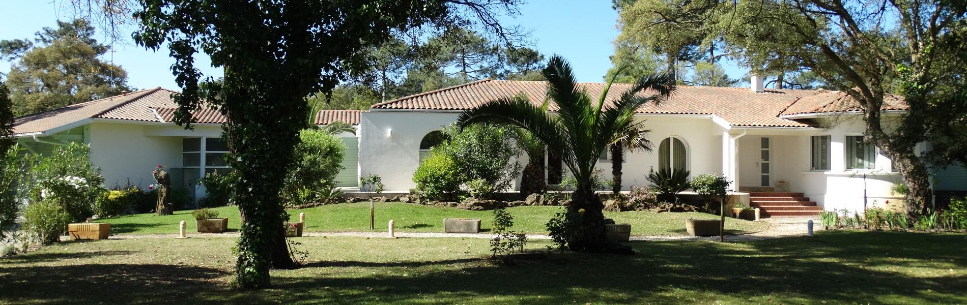 Terres oc an agence immobili re hossegor et biarritz for Achat maison de prestige