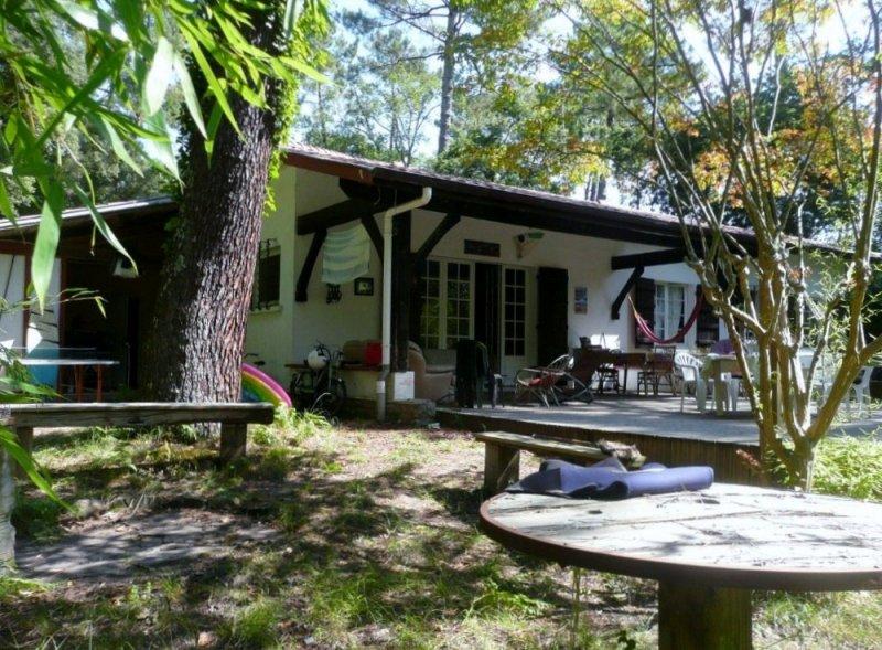 Maison a vendre vue sur le golf d 39 hossegor terres oc an for Acheter maison hossegor