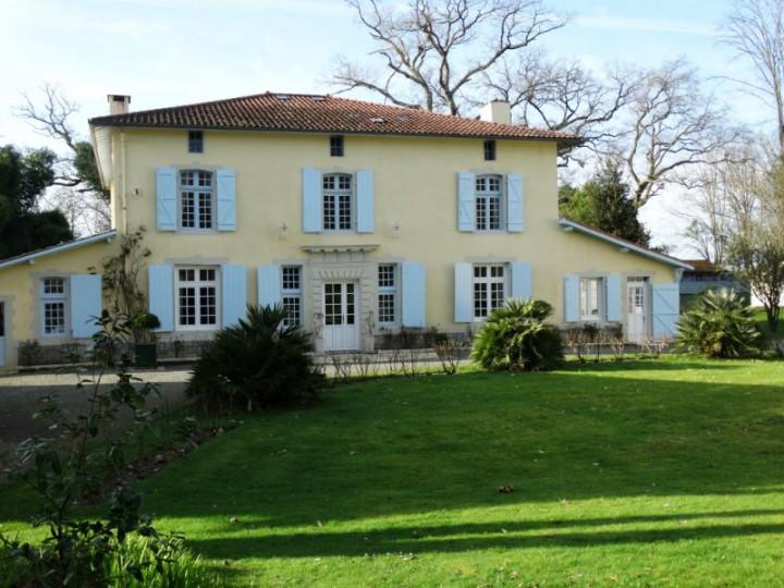 Achat bien immobilier sur montfort en chalosse terres for Achat maison ustaritz