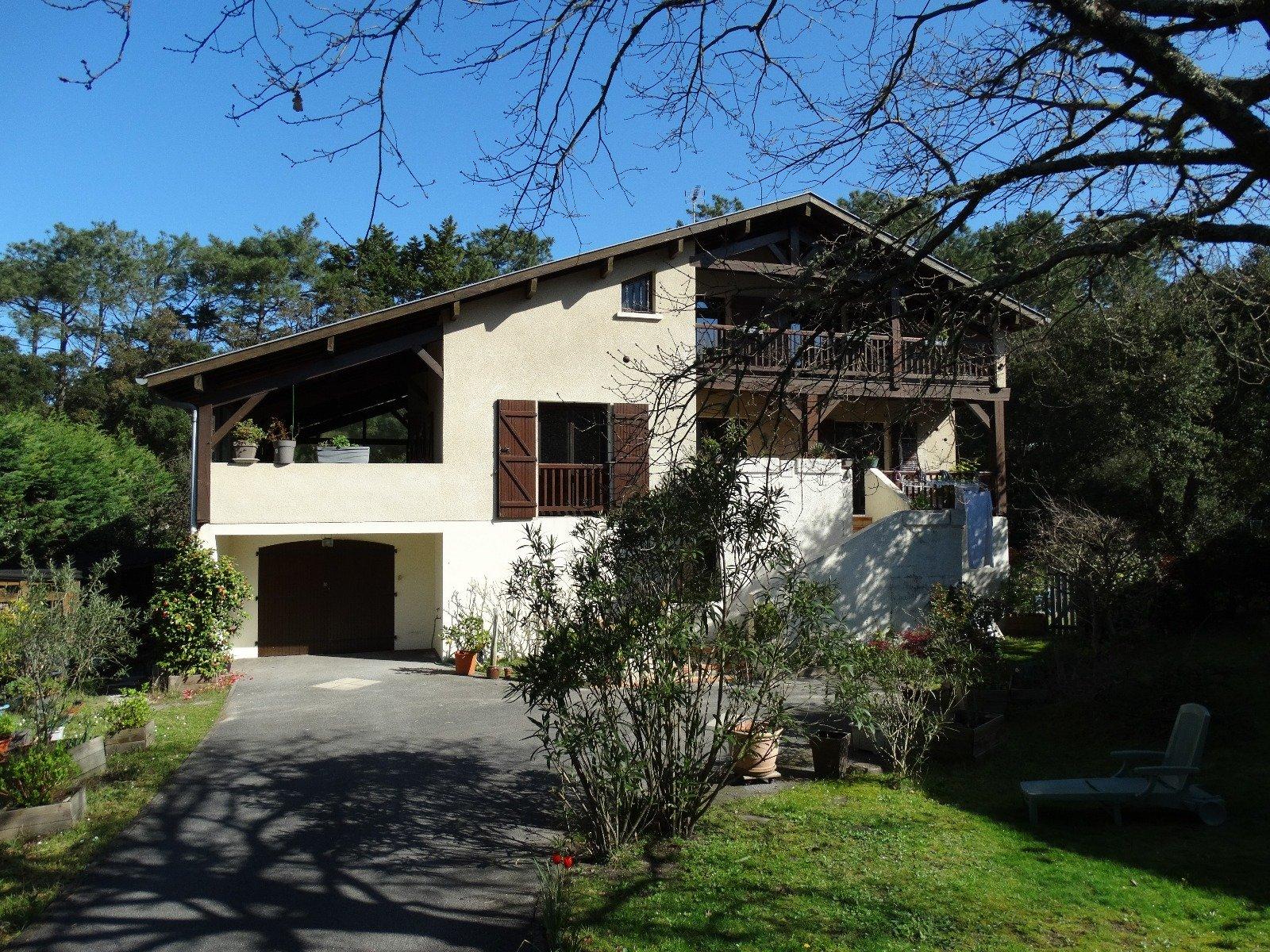 Hossegor maison de 160m entre lac et mer terres oc an for Acheter maison hossegor