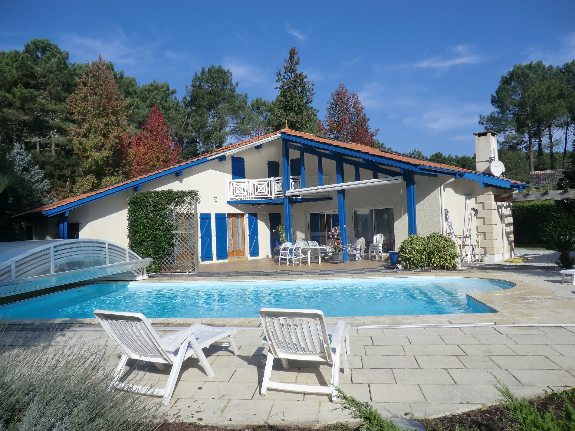 nice house a short drive from hossegor terres oc an