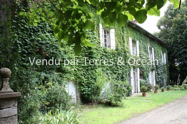 Achat propri t s terres oc an for Agence petit hossegor